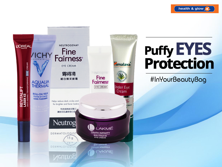 Puffy Eye Protection