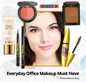 Everyday Office Makeup Must-Haves