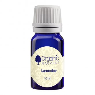 Organic Harvest Lavender Essential Oil