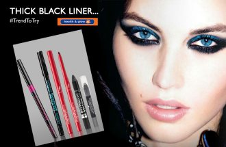 Thick Black Liner