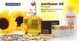 Go Natural - Sunflower Oil