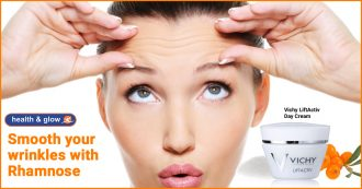 Smooth your wrinkles with Rhamnose