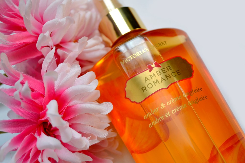 Victoria's Secret Amber Romance Fragrance Mist