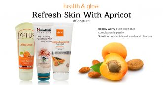 Refresh Skin With Apricot