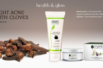 Fight acne with cloves