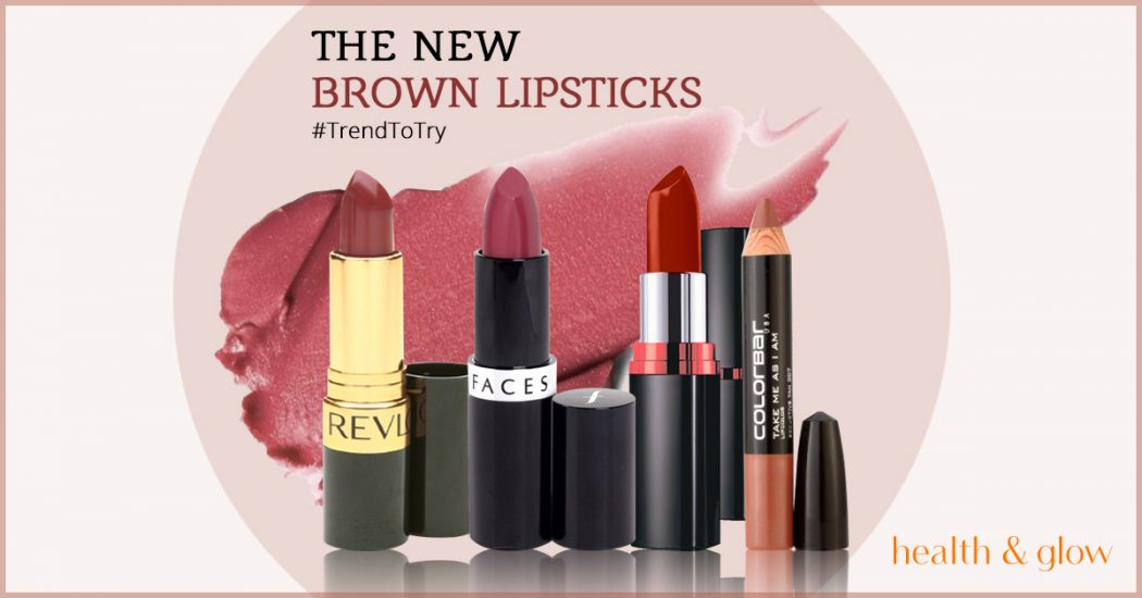 The New Brown Lipsticks