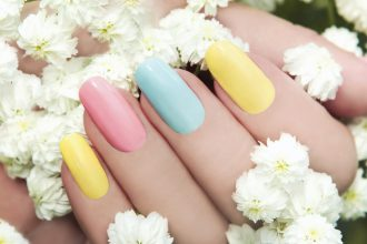 6pastel nail polishes that look amazing
