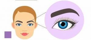 square face eyebrow shape