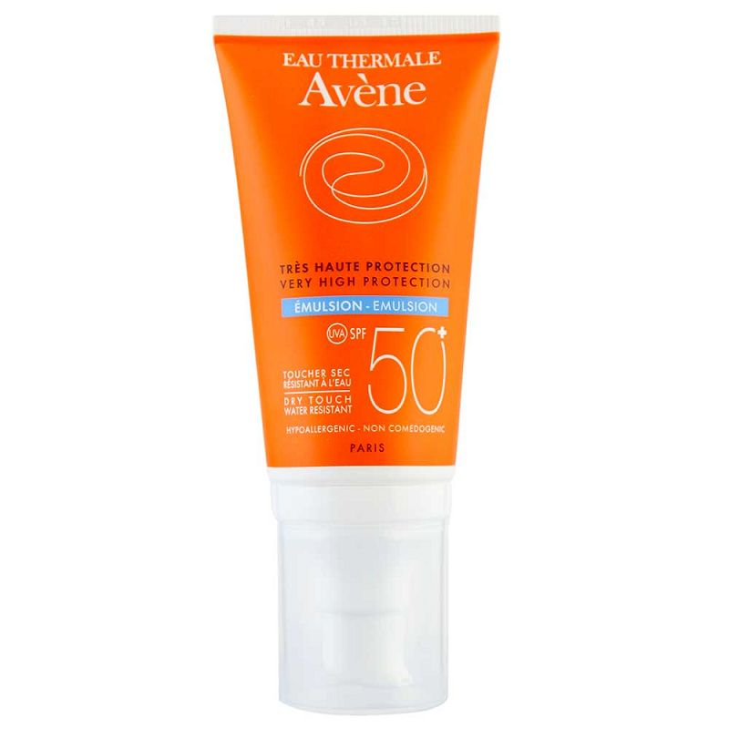 Eau Thermale Avene High Protection Sun Emulsion SPF 50 Lotion 50ml