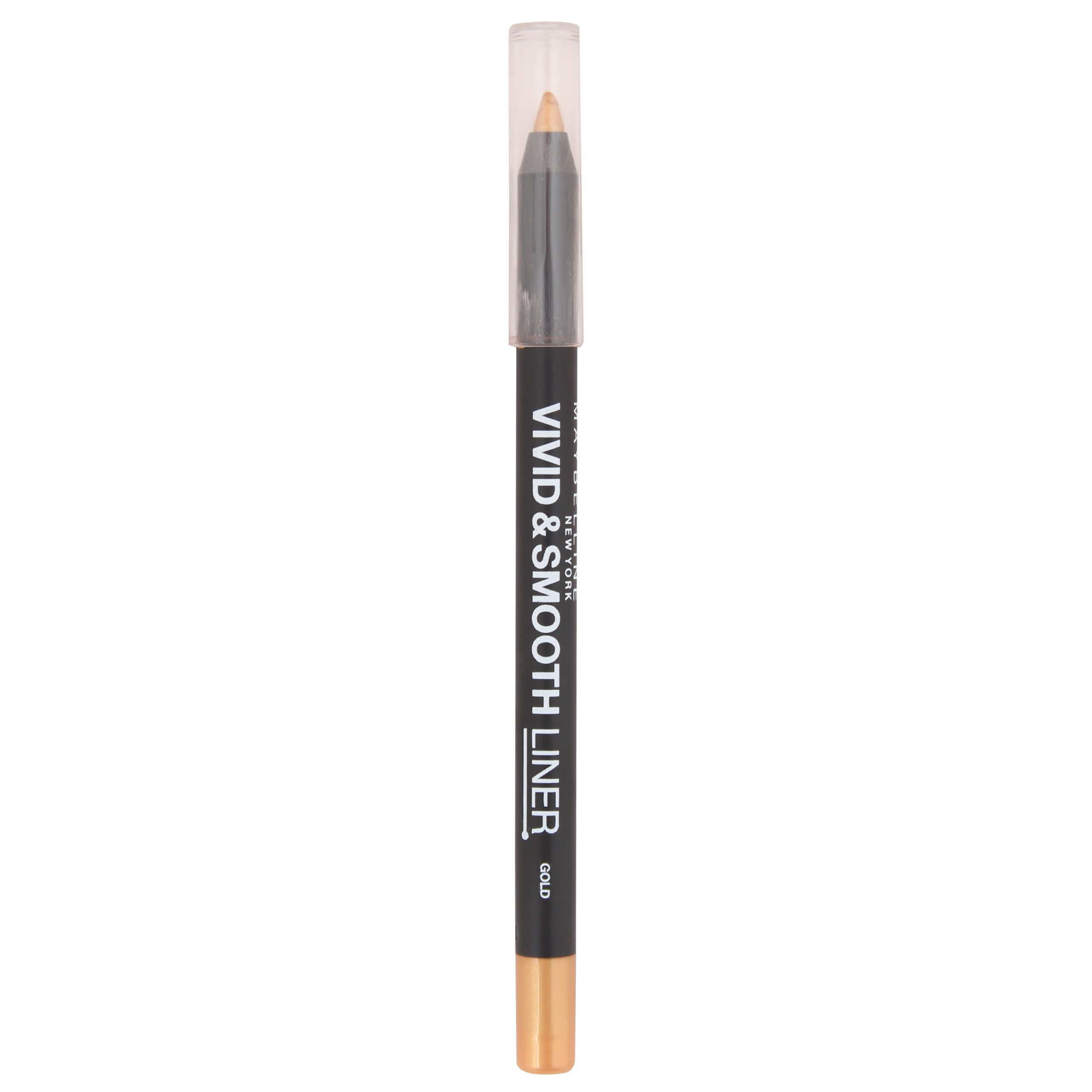 Maybelline Vivid And Smooth Eye Pencil Gold