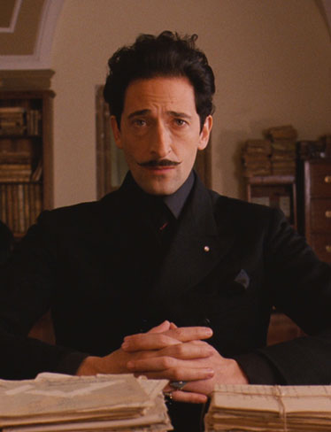 Adrian Brody - Long Face
