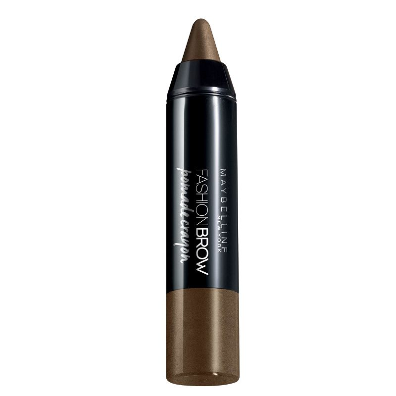 Maybelline New York Fashion Brow Pomade Crayon Deep Brown