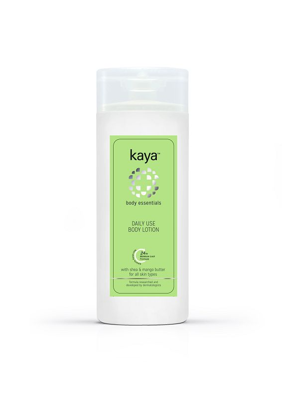 Kaya Body Essentials Daily Use Body Lotion with Shea & Mango Butter 200ml
