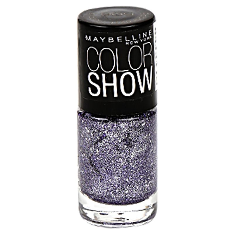 Maybelline Color Show Glitter Paparazzi Purple