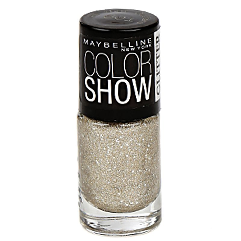 Maybelline Color Show Glittermania All That Glitters 601