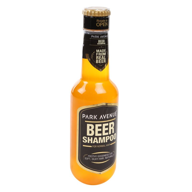 Park Avenue Beer Shampoo For Normal Hair 350ml