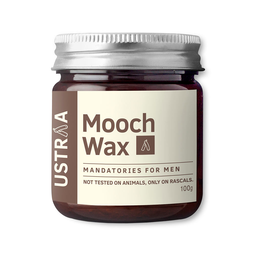 Ustraa Mooch Wax 100gm