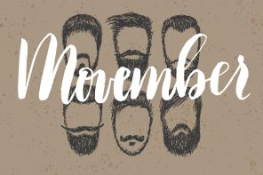 Tame Your Bristly Self This Movember