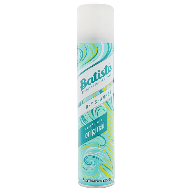 Batiste Original Fragrance Dry Shampoo 200ml