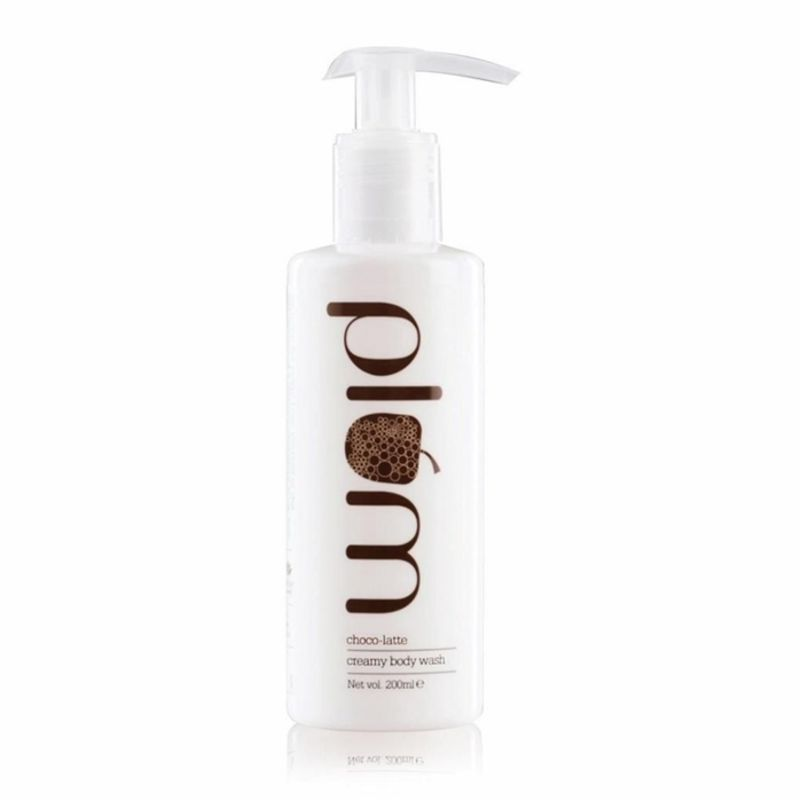 Plum Choco Latte Creamy Body Wash 200ml