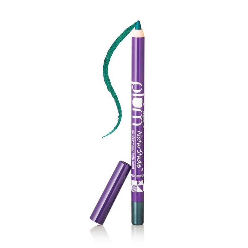 Plum NaturStudio All Day Wear Kohl Kajal With Sharpner Green 1.2gm