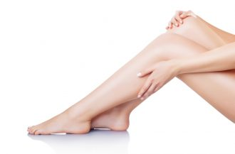 body waxing hair removal