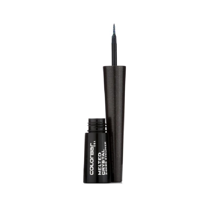Colorbar USA Melted Crystal 24Hrs Eye Liner Black 001