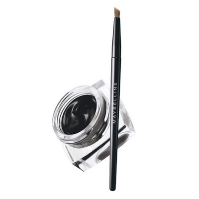 Maybelline New York Eye Studio Lasting Drama 24HR Gel Eye Liner Black