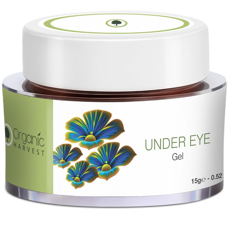 Organic Harvest Under Eye Gel 15gm