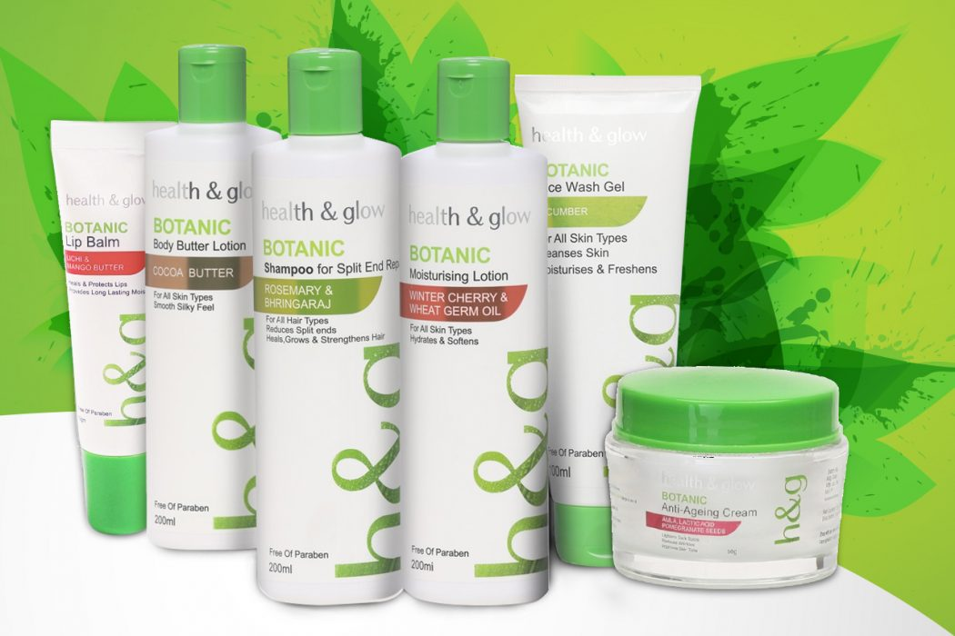 Health and glow products