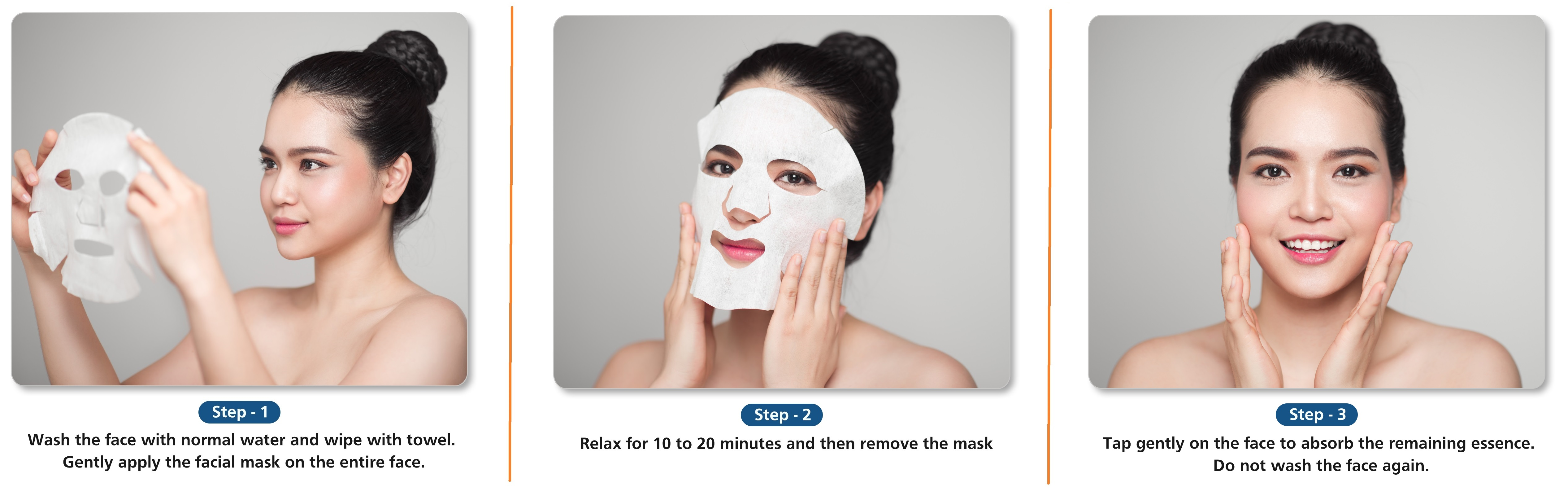 How To Use A Face Mask Properly