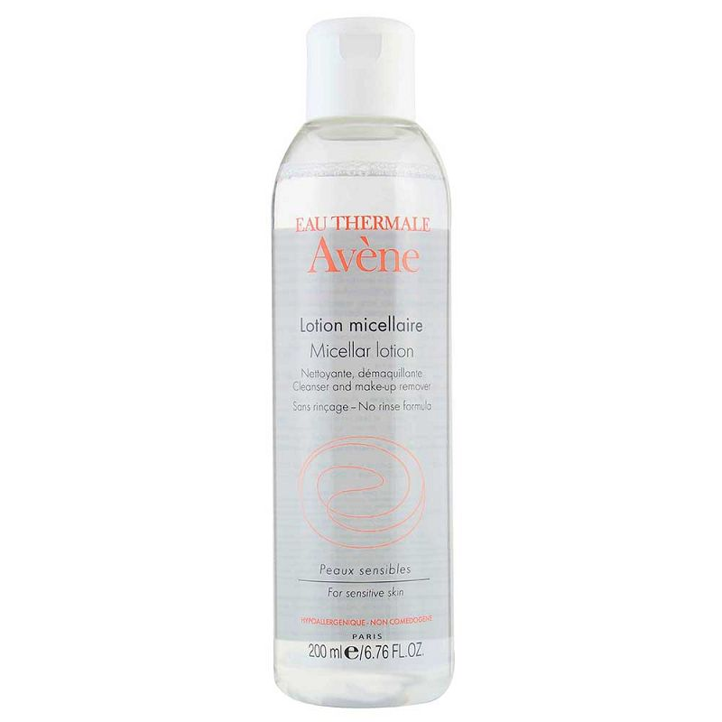 Avene Micellar Lotion Cleanser And Makeup Remover 200ml