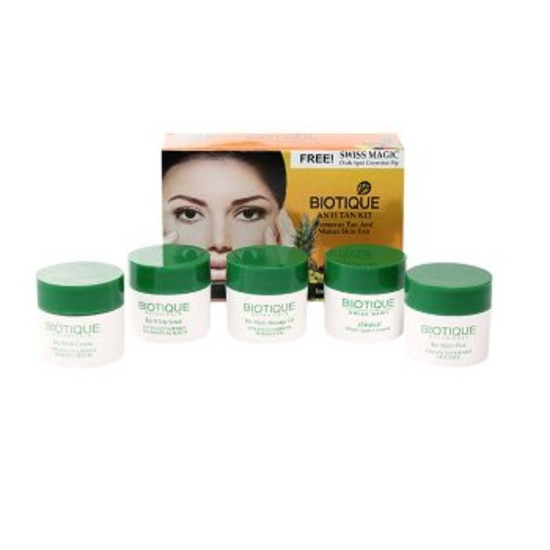 Biotique Anti Tan Facial Kit 75gm