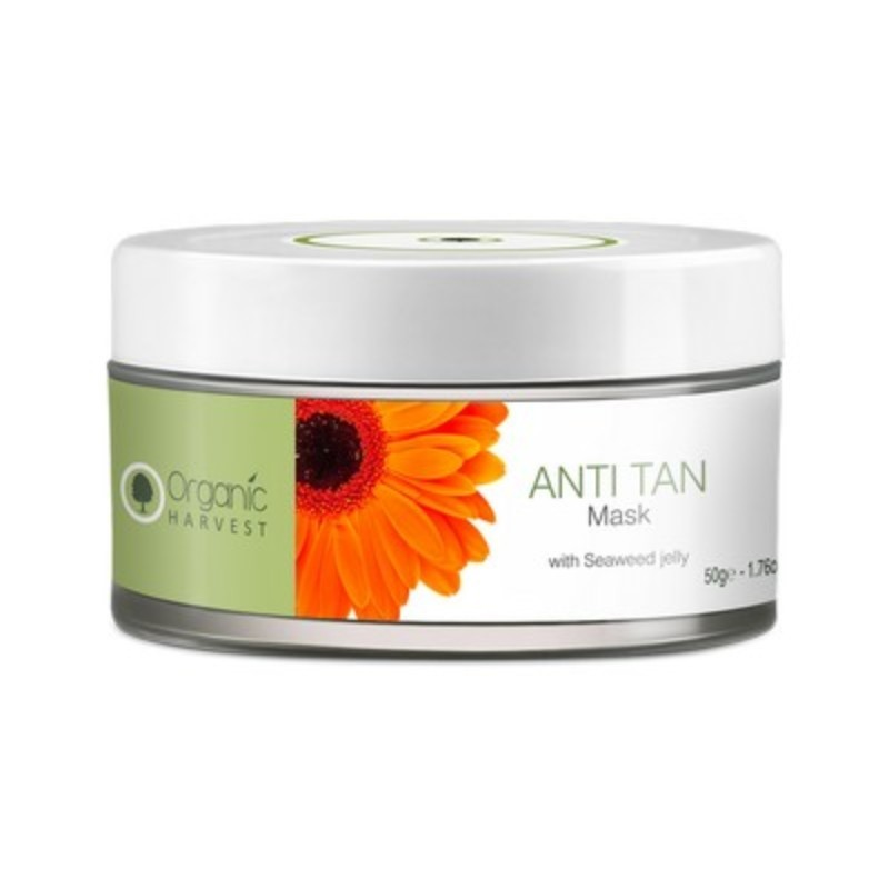 Organic Harvest Anti Tan Mask 50gm