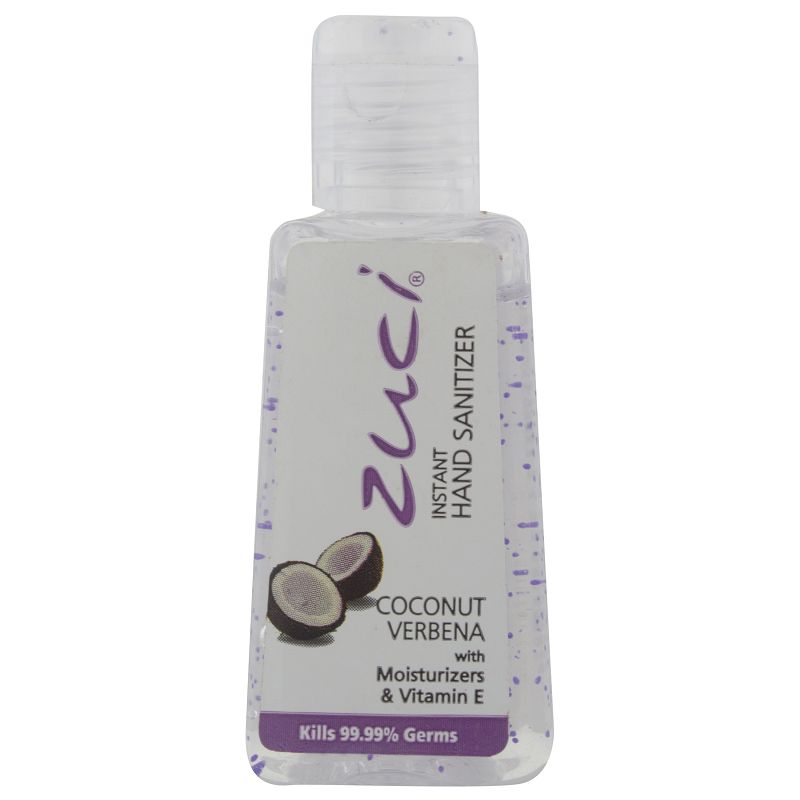 Zuci Coconut Verbena Hand Sanitizer With Moisturisers & Vitamin E 30ml