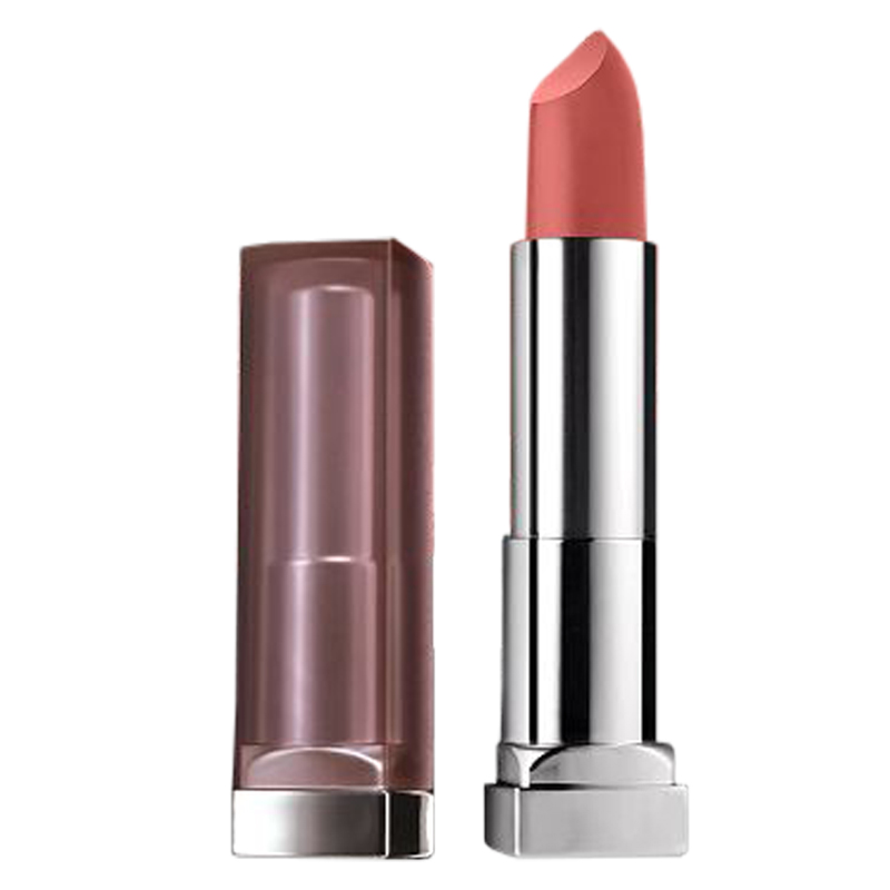 Maybelline New York Color Sensational Creamy Matte Lipstick Nude Nuance