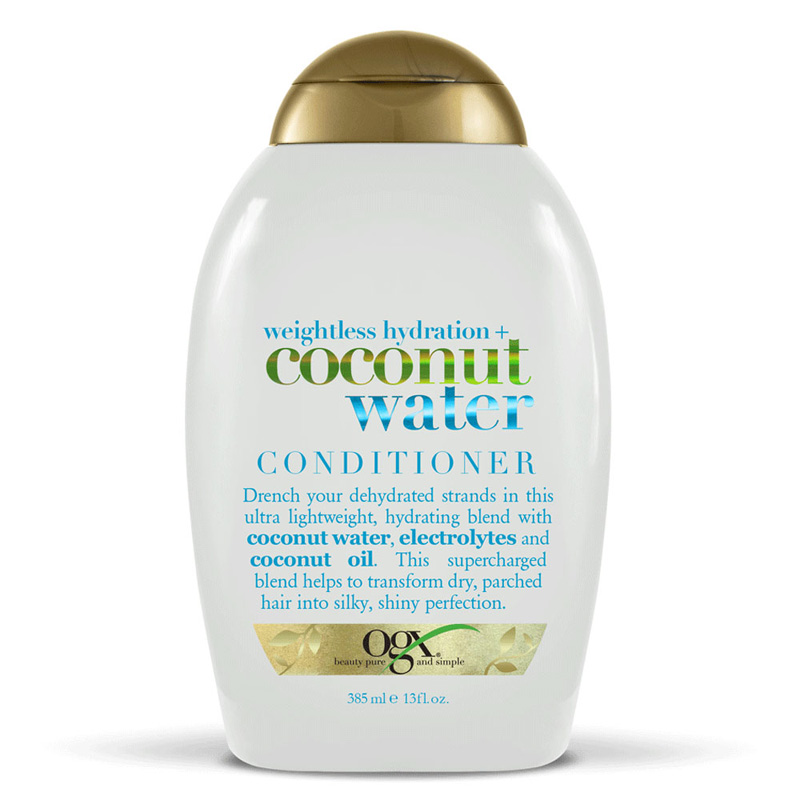 Organix Weightless Hydration Coconut Water Hair Conditioner 385ml