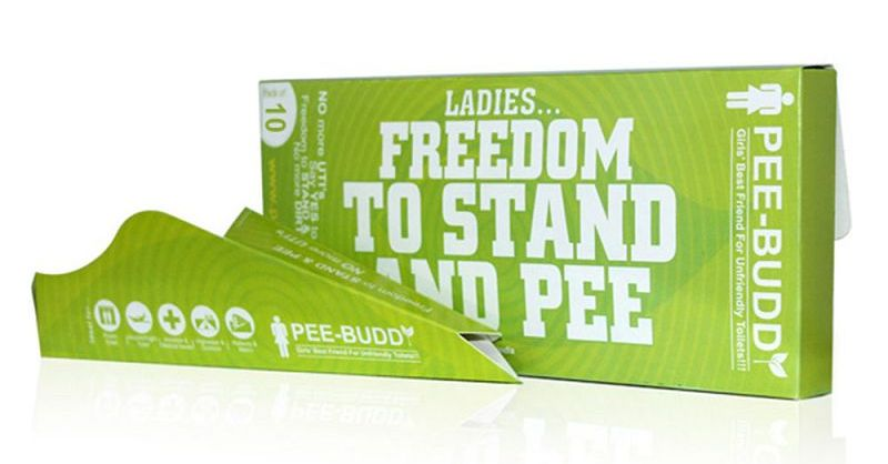 Pee-Buddy Female Unrination Device Pack Of 10
