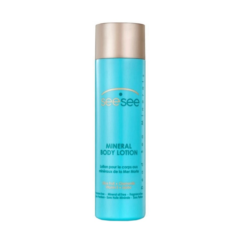 Seesee Dead Sea Mineral Body Lotion 250ml