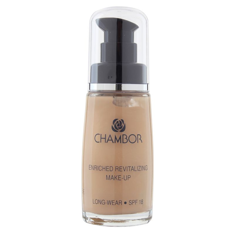 Chambor Enriched Revitalizing Makeup Foundation SPF18 Natural 302
