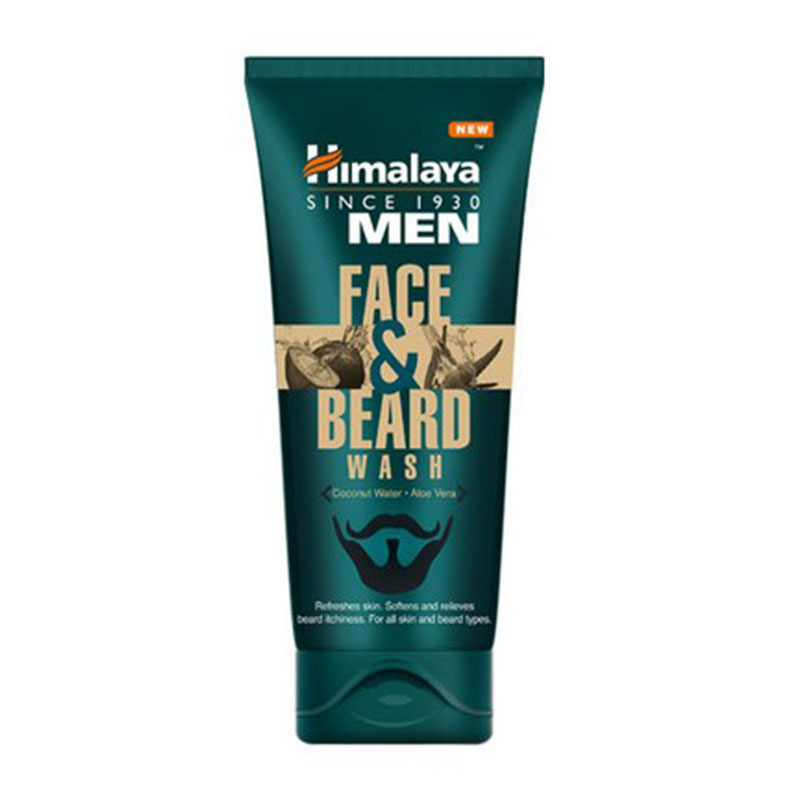 Himalaya Herbals Men Face & Beard Wash 80ml