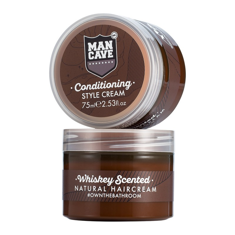 Mancave ConditioManCave Conditioning Style Cream For Men 75mlning Style Cream For Men 75ml