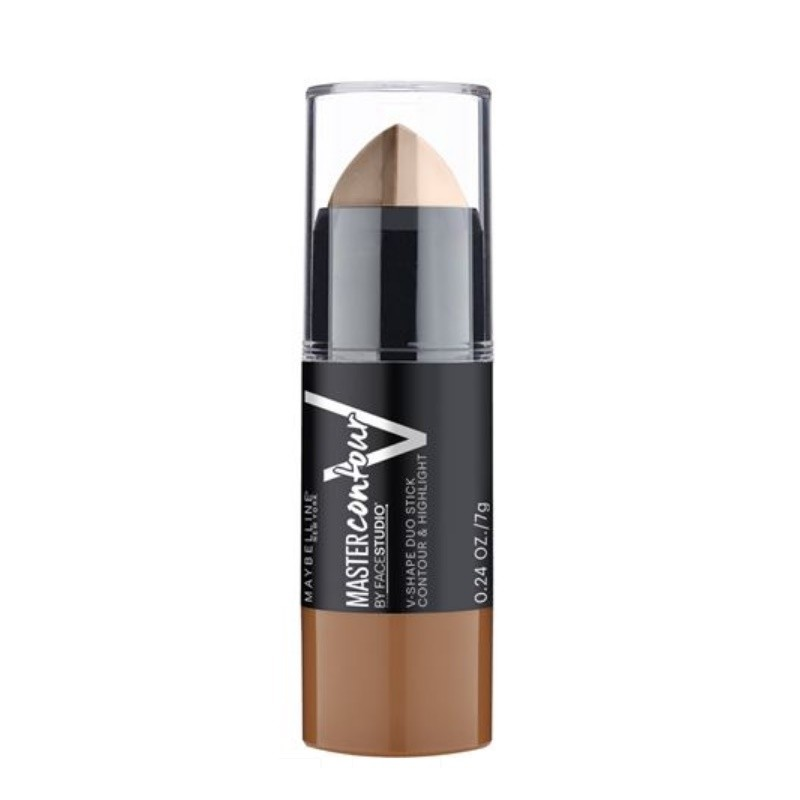 Maybelline New York Facestudio V Shape Duo Contour Stick Medium 02
