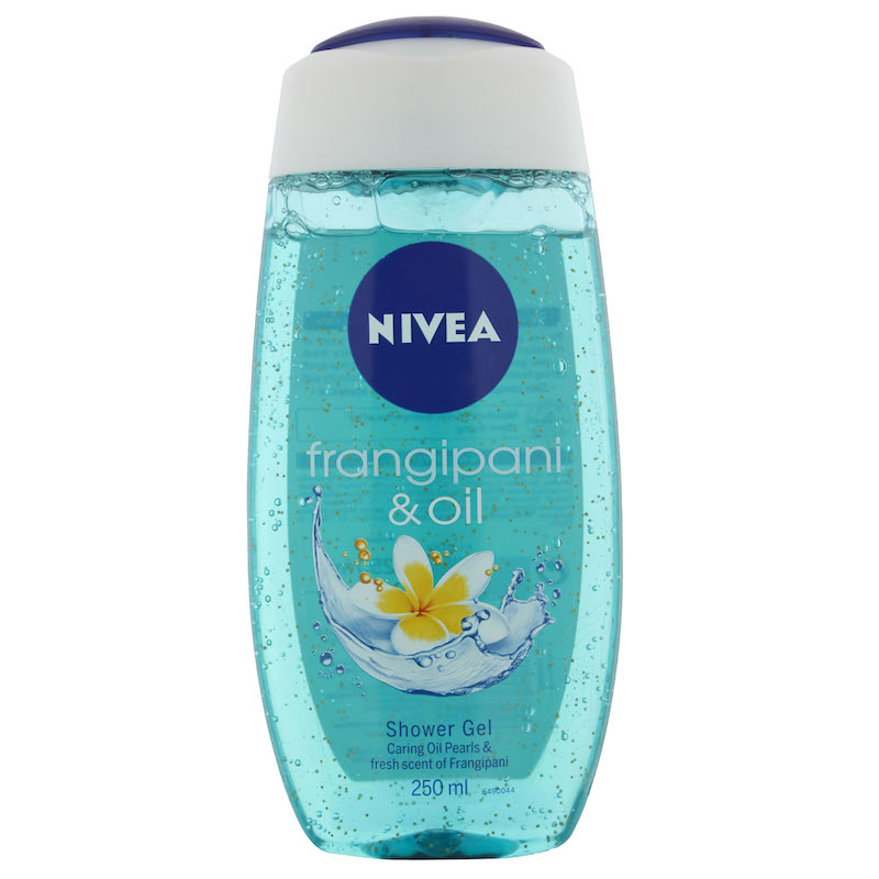 Nivea Frangipani & Oil Shower Gel 250ml