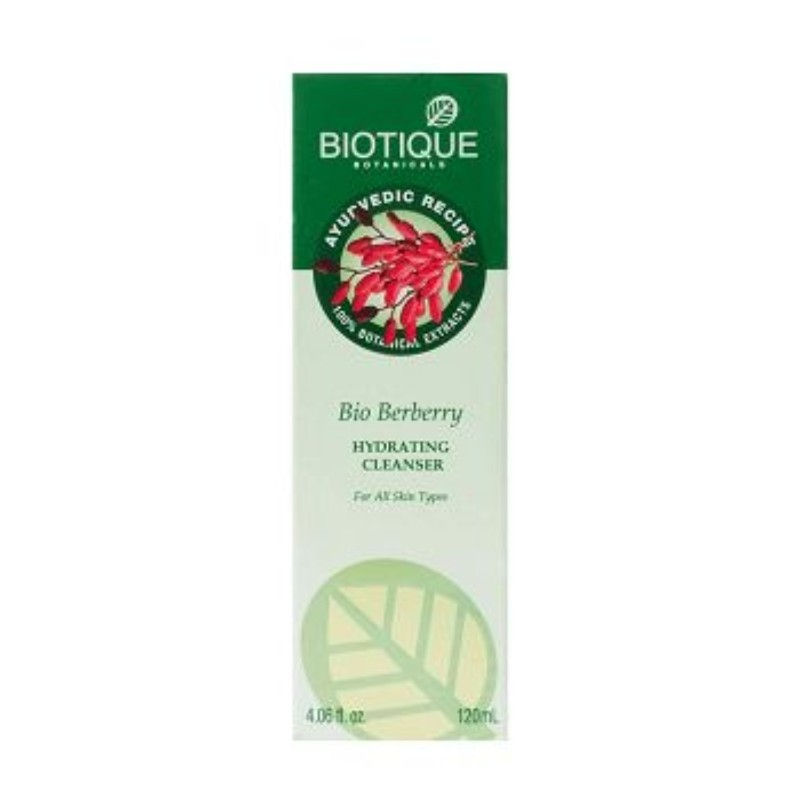 Biotique Advanced Ayurveda Refreshing Cleansing Lotion 120ml