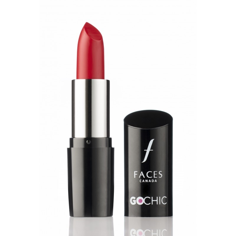 FACES Canada Go Chic Lipstick Lady In Red 10