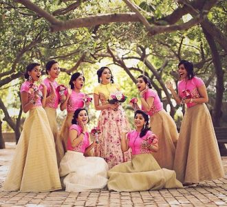 The Wedding Edit Hottest Makeup Trends for Bridesmaids