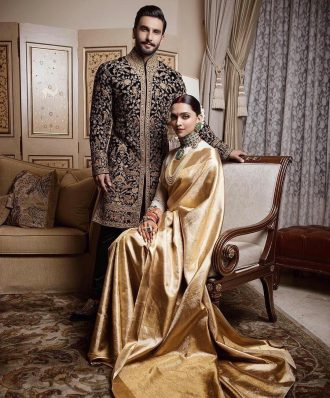Deepika's Reception Look Decoded