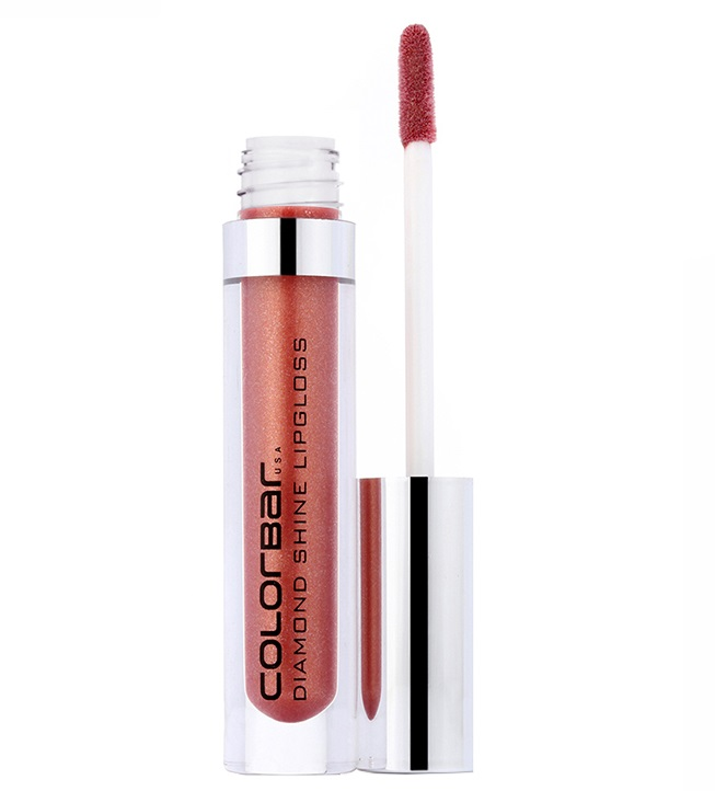 Colorbar USA Diamond Shine Lip Gloss Sunburn 10