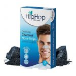 HipHop Charcoal Blackhead Remover Nose Strips For Men 3 Strips